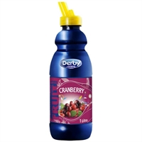 SUCCO DI FRUTTA CRANBERRY LT.1X6 DERBYBLUE