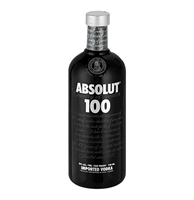VODKA ABSOLUT 100 PROOF CL70 VOL50