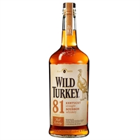 WHISKY BOURBON WILD TURKEY 81 CL.70 VOL40.5