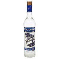VODKA STOLICHNAYA BLUEBERI(MIRTILLO) CL.70