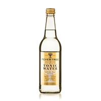 FEVER TREE TONIC WATER INDIAN ML.200X24