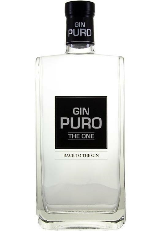 GIN PURO THE ONE CL.70