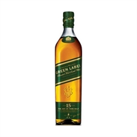 WHISKY JOHNNIE WALKER GREEN LABEL CL.70