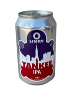 BIRRA YANKEE IPA CL.33 IN LATTINA LIMEN