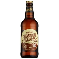 BIRRA WOLD TOP SCARBOROUGH FAIR IPA CL.50